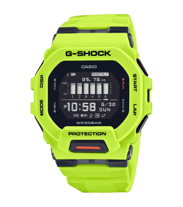 Orologio Casio G-Shock GBD-200-9ER G-SQUAD